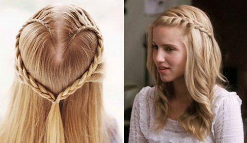 красивые и модные причёски