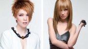 Модные Стрижки и Цвет Волос 2015