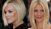 Модные Стрижки на Средние Волосы Без Челки