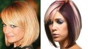 Модные Женские Стрижки 2014 на Средние Волосы